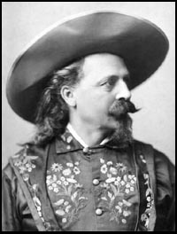 Cowboy Hats in History - Legendary Heroes - Buffalo Bill Cody